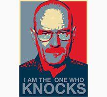 Walter White - I Am The One Who Knocks Unisex T-Shirt