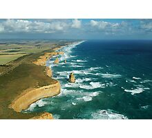 The Apostles From Above Photographic Print