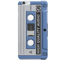 Vintage Cassette Tape Design iPhone Case/Skin