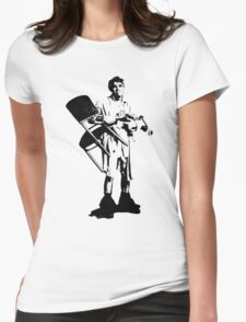Navin Womens Fitted T-Shirt