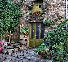 brittany cottage by spikeandgizmo