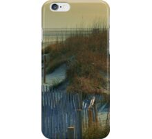 Sand Dunes of Tybee Island iPhone Case/Skin