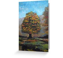 Autumn in Grasmere Greeting Card