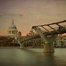 St Paul's Cathedral, London by David Henderson