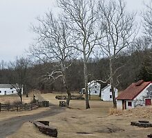 Hopewell Furnace National Historic Site, Elverson, PA by MsKimberly