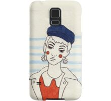 French Mod Samsung Galaxy Case/Skin