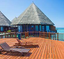 Postcard from the Maldives by Atanas Bozhikov NASKO