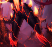 League Of Legends - Zyra Sticker