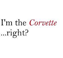 I'm the Corvette, right? (Skye AOS) by samtheavenger