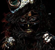 Voodoo Woman by Hugh Smith