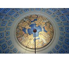 The Capital Dome Interior Photographic Print
