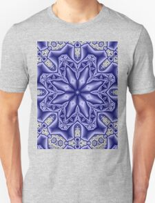 Satin Kaliedescope 7 Unisex T-Shirt