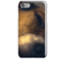 Courage the Beagle Portrait - 5 iPhone Case/Skin