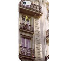 Parisian Architecture iPhone Case/Skin