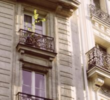 Parisian Architecture Sticker