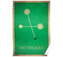 Mistweaver Monk - WoW Minimalism Poster