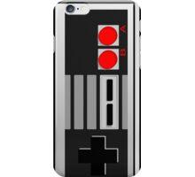 Vintage Retro Game Controller iPhone Case/Skin