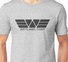 Weyland Corp logo - Alien - Grey Unisex T-Shirt