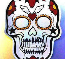 Day of the Dead Saturated Color by saggiemick