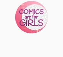 Comics Are for Girls Unisex T-Shirt