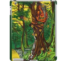 Queen of the Daffodils iPad Case/Skin