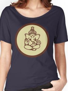 Hindu, Hinduism, Ganesh T-Shirt Women's Relaxed Fit T-Shirt