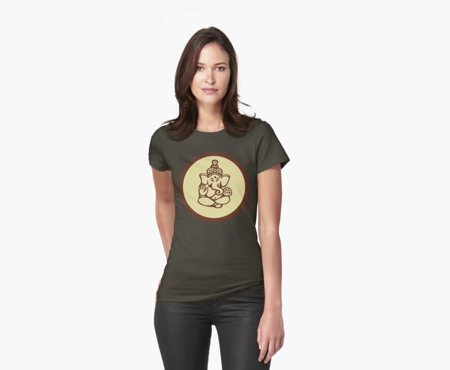Hindu, Hinduism, Ganesh T-Shirt by T-ShirtsGifts