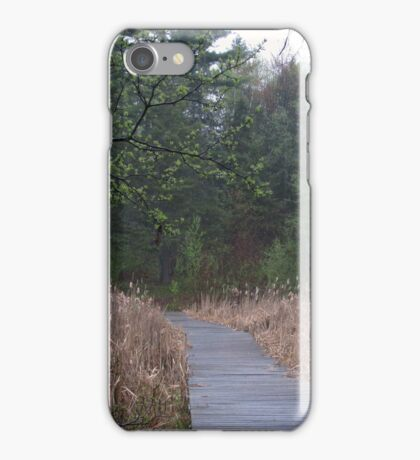 Northern woods iPhone Case/Skin