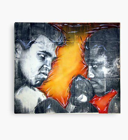 Gods of Thunder Canvas Print