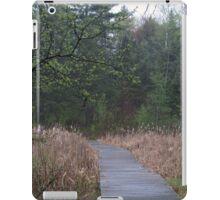 Northern woods iPad Case/Skin