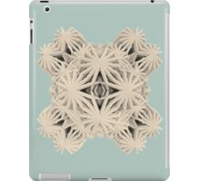 Ancient Calaabachti Filigrane iPad Case/Skin