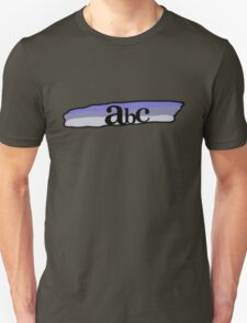 ABC Unisex T-Shirt