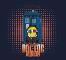 Doctor Minion 10 by ultimatewarrior