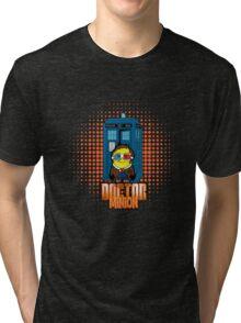 Doctor Minion 10 Tri-blend T-Shirt