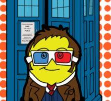 Doctor Minion 10 Sticker