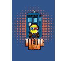 Doctor Minion 10 Photographic Print