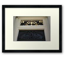 Phipps Estate Framed Print