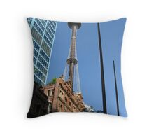 Sydney Tower, Sydney, Australia Throw Pillow