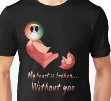 Broken Heart T Unisex T-Shirt