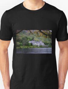 Kylemore Abbey, Galway Ireland T-Shirt