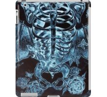 x-ray chest of butterflies iPad Case/Skin
