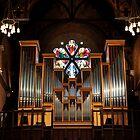 Church organ by warriorprincess