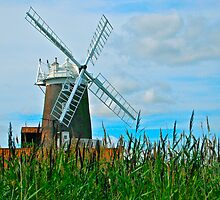 Cley Windmill by George Swann