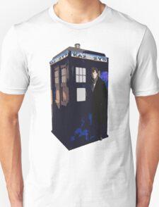 SuperWhoLock Design T-Shirt