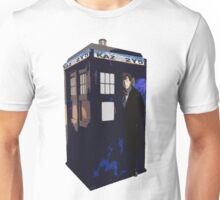 SuperWhoLock Design Unisex T-Shirt