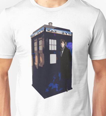 SuperWhoLock Design Unisex T-Shirt