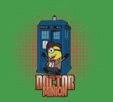 Doctor Minion 11 Kids Clothes