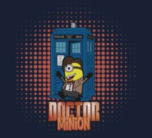 Doctor Minion 11 by ultimatewarrior