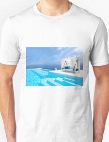 Santorini, Greece Unisex T-Shirt
