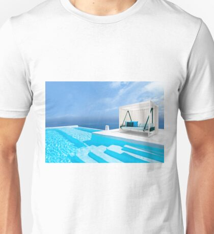 Santorini, Greece Unisex T-Shirt